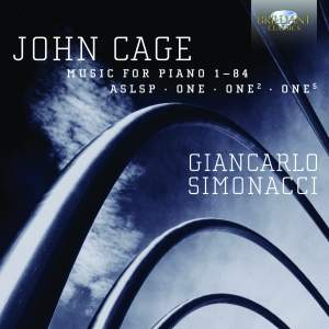 Cage: Music for Piano Volume 4