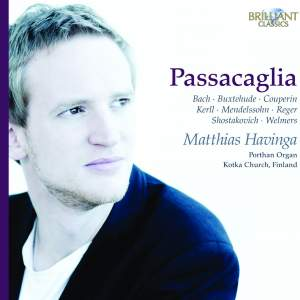 Matthias Havinga: Passacaglia