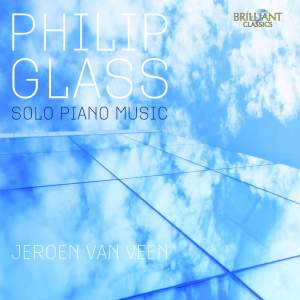 Glass: Solo Piano Music Product Image