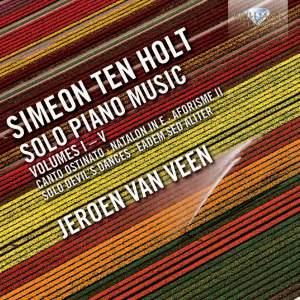 Simeon Ten Holt: Solo Piano Music, Volumes I–V
