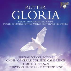 Rutter, Bernstein & Poulenc: Choral Works