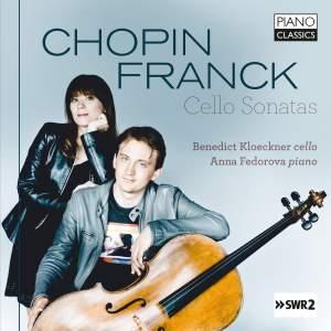 Chopin & Franck: Cello Sonatas