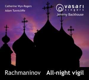 "Rachmaninoff: All-night Vigil, Op. 37 ""Vespers"""