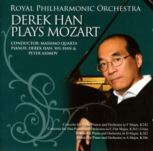 Derek Han Plays Mozart