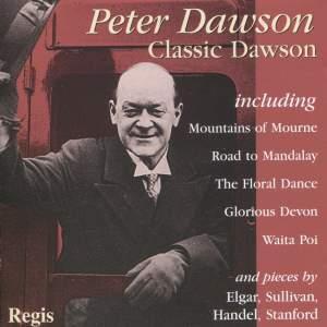 Peter Dawson: Classic Dawson Product Image