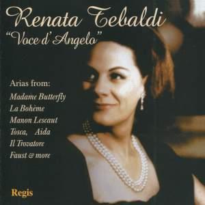 """Renata Tebaldi """"Voce d'Angelo"""""""