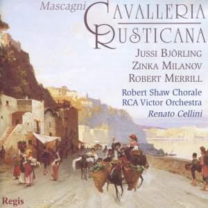 Mascagni: Cavalleria Rusticana Product Image