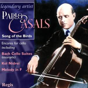 Pablo Casals - Song of the Birds