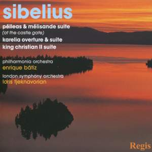 Sibelius: Pelleas, Karelia & King Christian Suites Product Image