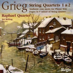 Grieg - Complete String Quartet Music
