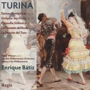 Turina Orchestral Music
