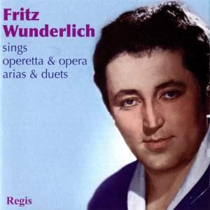 Fritz Wunderlich sings Operetta & Opera Arias & Duets