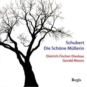 Schubert: Die schöne Müllerin, D795 Product Image