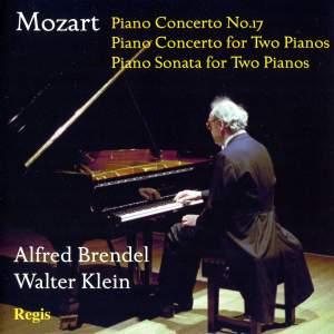 Mozart: Piano Concertos Nos. 10 & 17