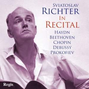 Sviatoslav Richter in Recital Product Image