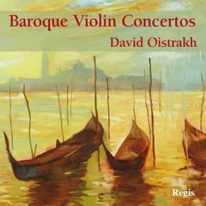 Baroque Violin Concertos Product Image