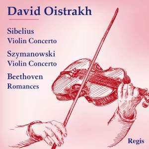 Sibelius & Szymanowski: Violin Concertos