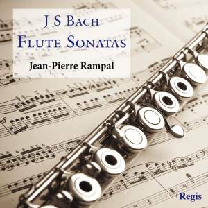 Bach, J S: Flute Sonatas Nos. 1-6, BWV1030-1035 Product Image