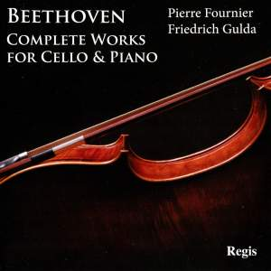 Beethoven: Complete Works for Cello & Piano Product Image
