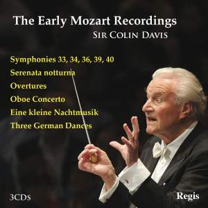Sir Colin Davis: The Early Mozart Recordings