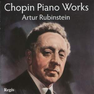 Rubinstein plays Chopin Product Image