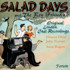 Salad Days & The Boy Friend Product Image