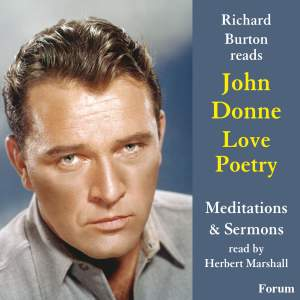 Richard Burton reads John Donne