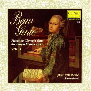 Pieces de clavecin from the Bauyn Manuscript Vol. 1: Beau Genie