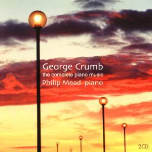 Crumb - Complete Piano Music