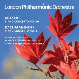 Rachmaninov & Mozart: Piano Concertos