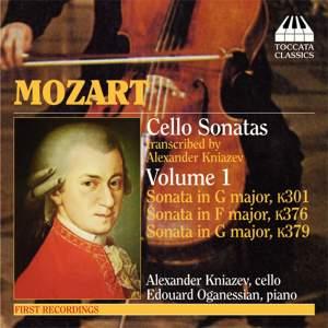Mozart: Cello Sonatas Volume One