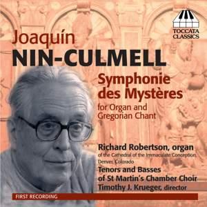Nin-Culmell: Symphonie des Mystères