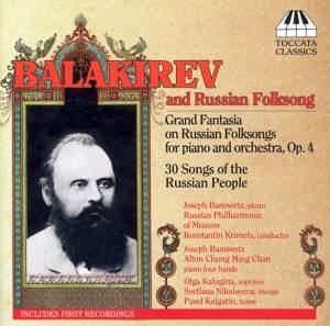 Balakirev and Russian Folksong