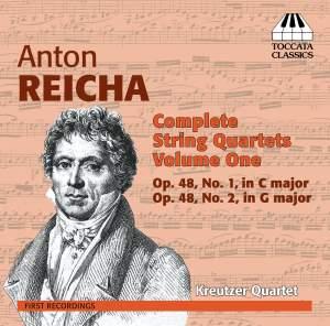 Anton Reicha: Complete String Quartets, Volume One