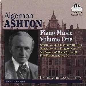 Algernon Ashton: Piano Music Volume One