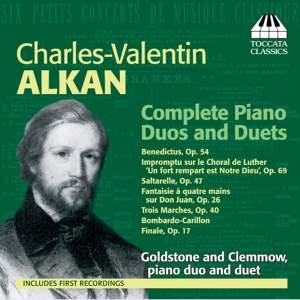 Alkan: Complete Piano Duos & Duets