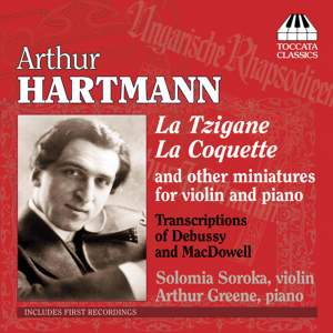 Hartmann - Miniatures for Violin & Piano