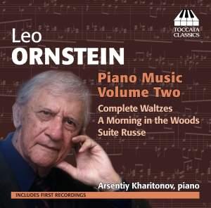 Ornstein: Piano Music Vol.2