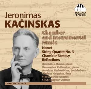 Jeronimas Kačinskas: Chamber and Instrumental Music