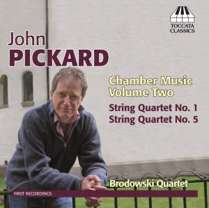 John Pickard: Chamber Music Volume 2