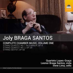Joly Braga Santos: Complete Chamber Music, Volume One Product Image