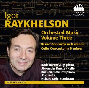 Igor Raykhelson: Orchestral Music, Volume Three