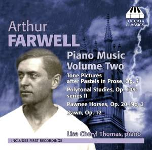 Arthur Farwell: Piano Music, Volume Two