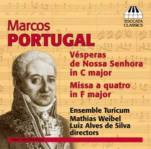 Marcos Portugal: Choral Music