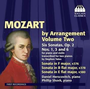 Mozart by Arrangement Vol. 2