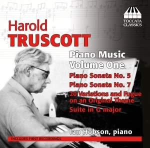 Harold Truscott: Piano Music, Volume One