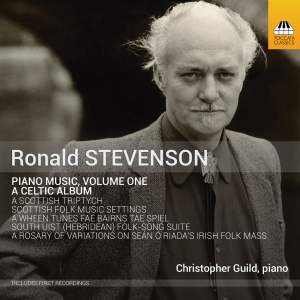 Ronald Stevenson: Piano Music, Volume One Product Image