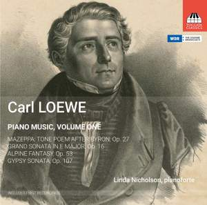 Carl Loewe: Piano Music, Volume One