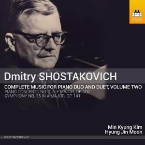 Shostakovich: Complete Music for Piano Duo and Duet, Vol. 2