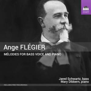 Flégier: Melodies for bass voice & piano